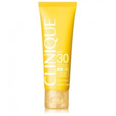 Clinique SPF 30 with/avec SolarSmart face cream. Kremas veidui nuo sau...