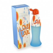 Moschino  - I Love Love purškiamas tualetinis vanduo moterims...