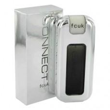 Fcuk Connect purškiamas tualetinis vanduo vyrams 100 ml...