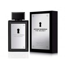 Antonio Banderas  The Secret purškiamas tualetinis vanduo vyrams...