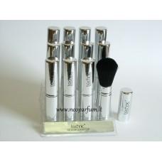 Technic retractable powder brush - Ištraukiamas kosmetinis pudros šepe...