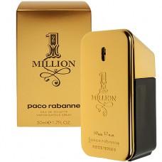 Paco Rabanne - One Million purškiamas tualetinis vanduo vyrams...
