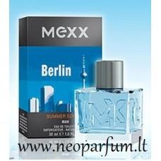 Mexx - Berlin Summer Edition Man purškiamas tualetinis vanduo vyrams ...