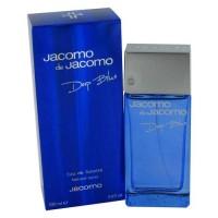 Jacomo Deep Blue purškiamas tualetinis vanduo vyrams..