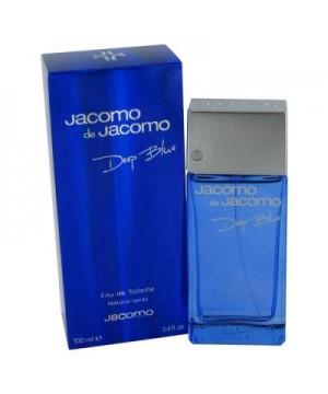 Jacomo Deep Blue purškiamas tualetinis vanduo vyrams