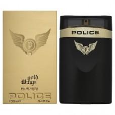 Police - Gold Wings  purškiamas tualetinis vanduo vyrams 100 ml...