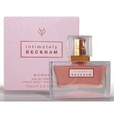Beckham - Intimately Women purškiamas tualetinis vanduo moterims 75 ml...
