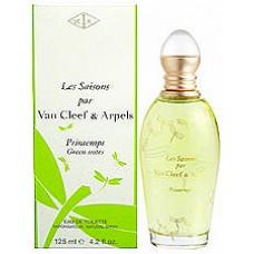 Van Cleef & Arpels  Les Saisons Printemps Green Notes (Spring) purškia...
