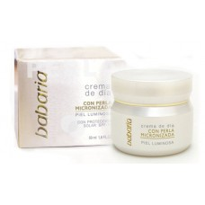 Babaria - Day Cream With Micronized Pearl. Dieninis veido kremas su mi...