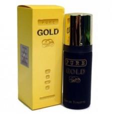 Milton Lloyd- Pure Gold tualetinis vanduo vyrams 50ml....