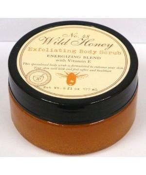 """Jean Philippe Apothecary - """"Wild Honey Exfoliating Body Scrub"""" kūno šveitiklis su bičių medumi"""