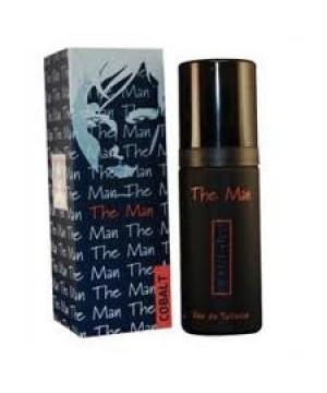 Milton Lloyd- The Man Cobalt tualetinis vanduo vyrams 50ml.