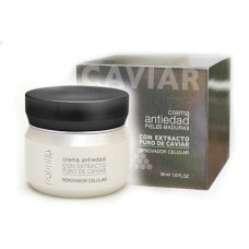Babaria Anti-ageing cream WITH PURE CAVIAR EXTRACT. Senėjimą stabdanti...