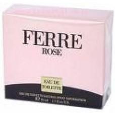 Gianfranco Ferre- Ferre Rose purškiamas tualetinis vanduo moterims 100...